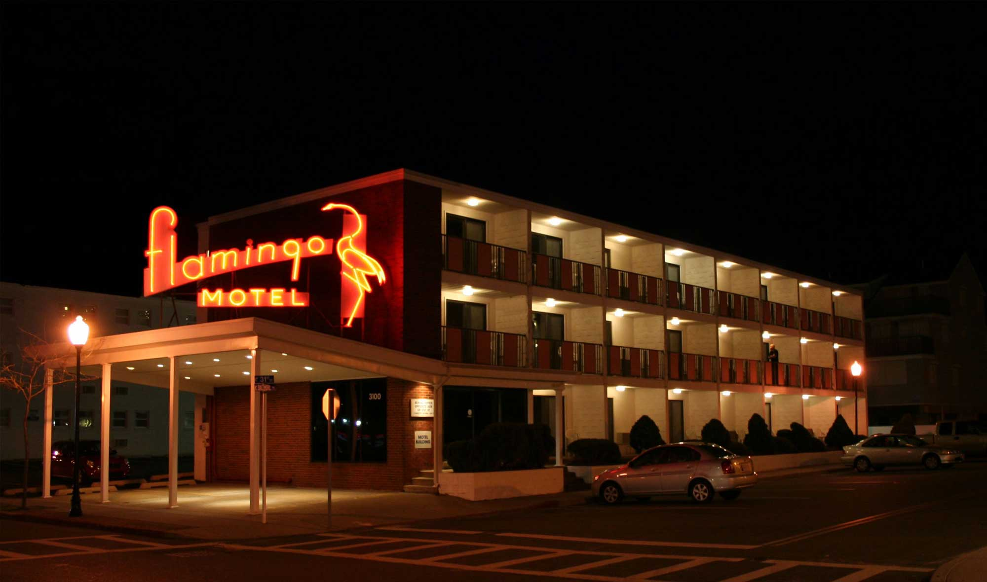 Downtown Ocean City MD Motels | Flamingo Motel ...