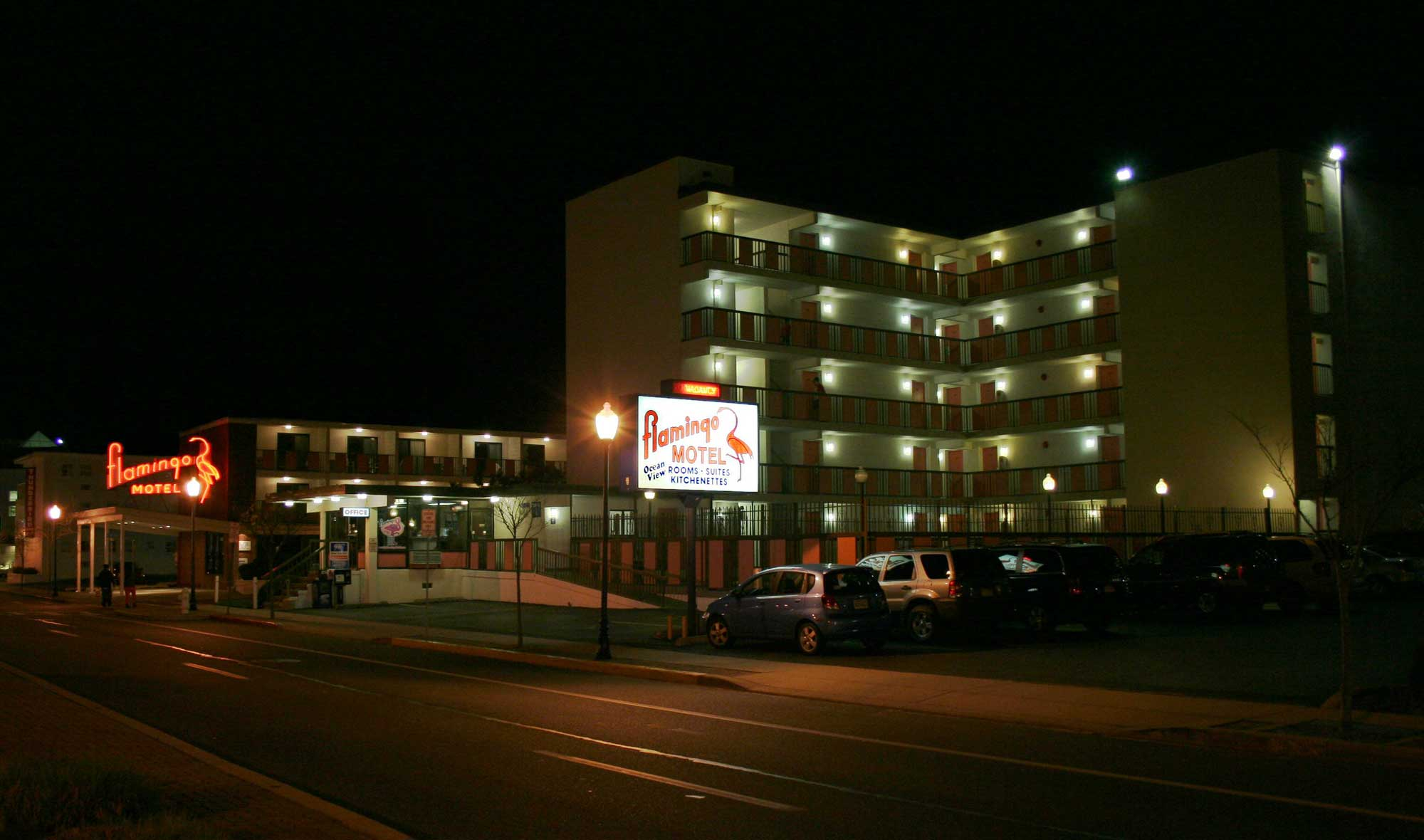 Downtown Ocean City MD Motels